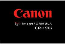 Canon Image FORMULA CR-190i
